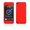 iPod Touch 5th Gen Skins - Carbon Fiber - iCarbons - 2