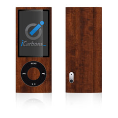 iPod Nano 5th Gen - Dark Wood