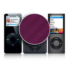 iPod Nano 1st - 4th Gen - Purple Carbon Fiber