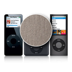 iPod Nano 1st - 4th Gen - Brushed Titanium
