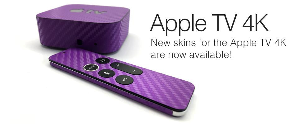 iCarbons Apple TV 4K Skins