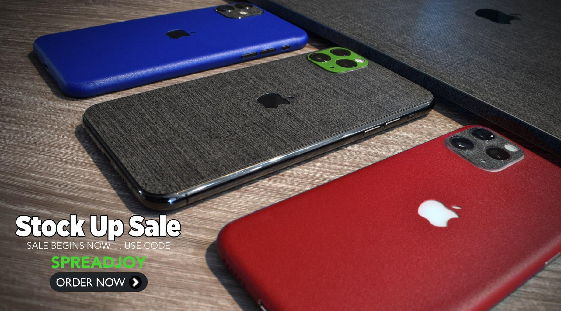 iPad Air & iPad Mini 5 Skins