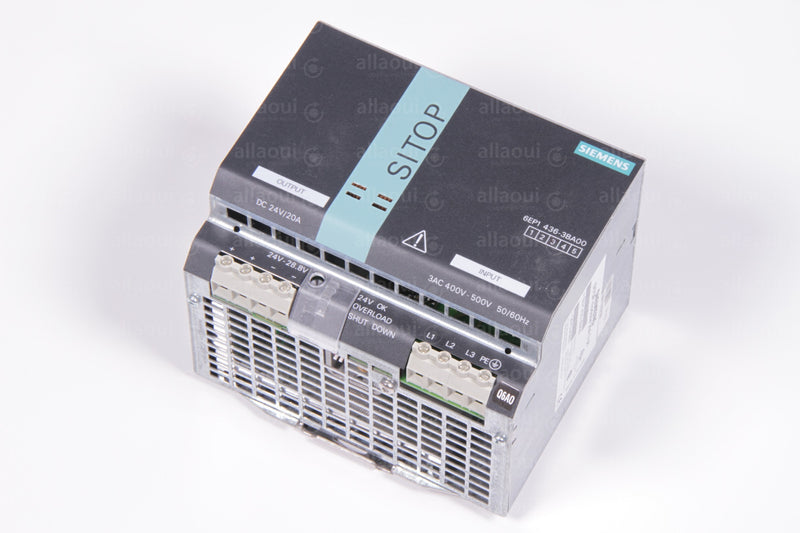 Product photo 6EP1436-3BA00 Power Supply, Stromversorgung