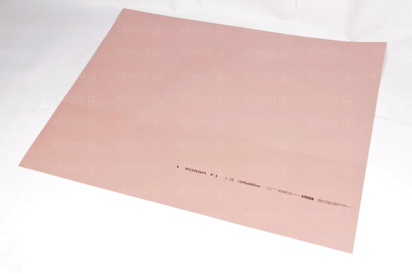 Product photo 090265087 Coating Polyester Plate, Lack Polyester Platte