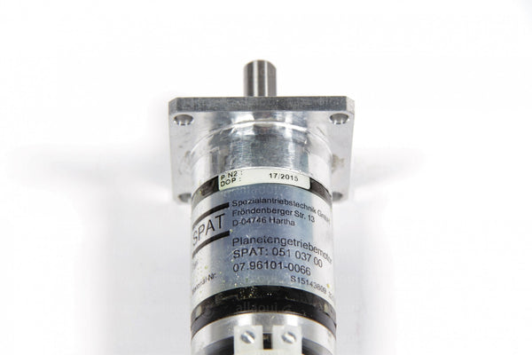 Product photo 07.96101-0066 Gear Motor, Planetengetriebemotor