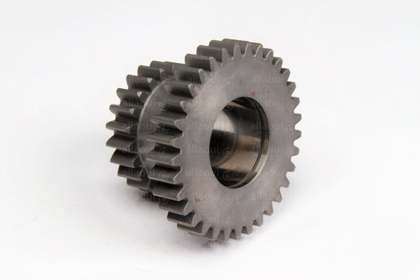 Product photo 0888.1004.4 Gear M2,5-Z22,M2,5-Z3, Zahnrad M2,5-Z22,M2,5-Z3