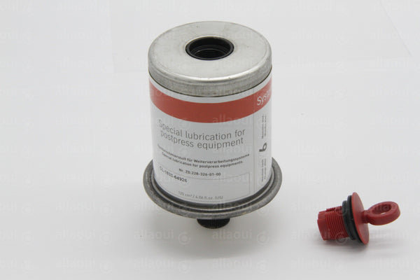 Product photo ZD.228-326-01-00 Special Lubrication for Postpress, Schmierstoffgeber