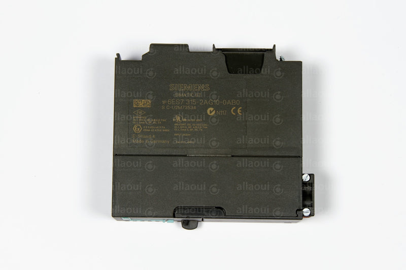 Product photo 6ES7 315-2AG10-0AB0 Module, Anschlatung