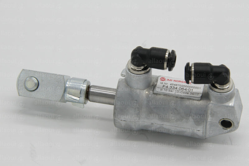 Product photo F4.334.064 /01 Pneumatic Cylinder D28 H25, Pneumatikzylinder D28 H25