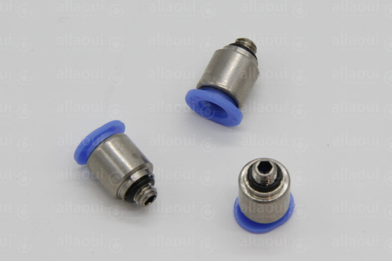 Product photo IQSMM56I Connector M5-6mm, Gerader Steckeranschluss M5-6mm