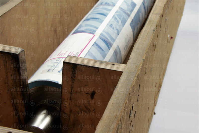 Product photo 0048 Cello Roller Laminating, Cellowalze Kaschieren