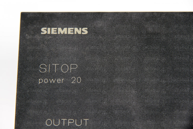 Product photo 6EP 436-2BA00 Sitop Power 20, Sitop Power 20