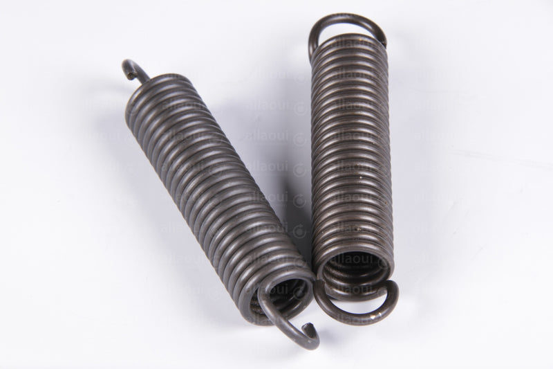 Product photo 3675.3661.3 Tension Spring 3.6X21.4X122, Zugfeder 3.6X21.4X122