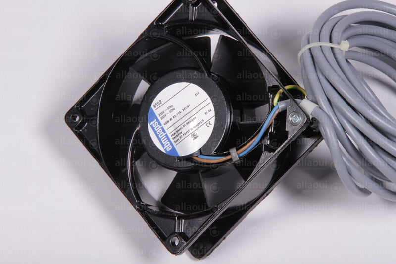Product photo 93.115.241 /01 Axial Fan 9652-216, Axiallüfter 9652-216