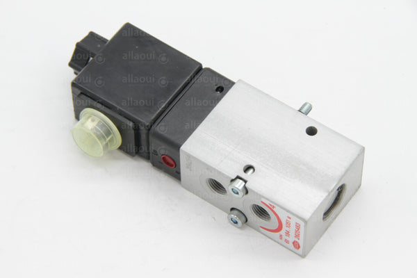 Product photo 61.181.1051 Pneumatic Valve 4/2, Pneumatik Ventil 4/2