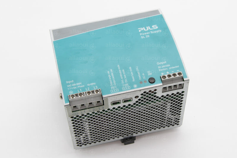 Product photo SL 20 Power Supply SL 20, Power Supply SL 20