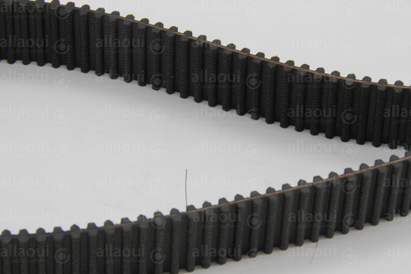 Product photo FH.0420.031/00 Double Toothed Belt DHTD 1270-5M-25, Doppelzahnriemen DHTD 1270-5M-25