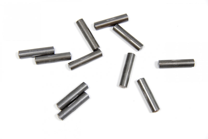 Product photo 0031.7106 Grooved Pin 6x25 (5 Pieces), Kerbstift 6x25 (5 Stück)