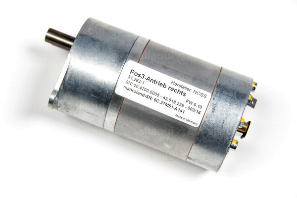 Product photo 8C.37M51-A141 Manroland Motor, Manroland Motor