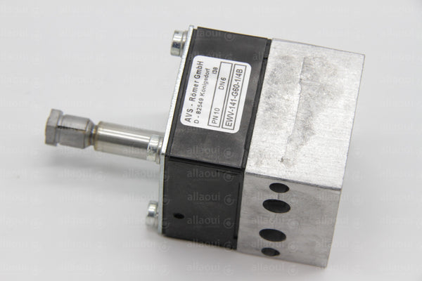 Product photo EWV-141-G60-1/4B Magnet Valve, Magnetventil