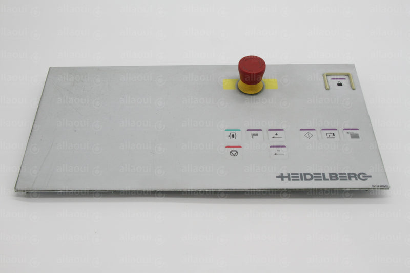 Product photo 10118839901 Operator Panel, Bedienpanel