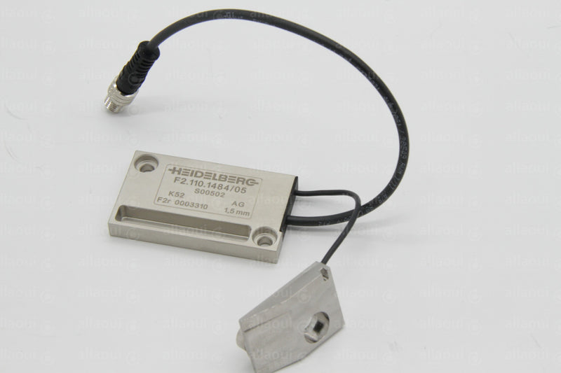 Product photo MV.057.497 /03 Sensor with Shim, Unterlegblech mit Sensor
