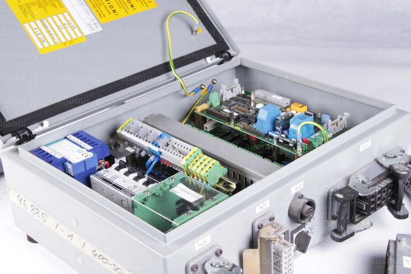 Product photo couplingbox848300005101 Coupling Box 1 Heidelberg, Koppelbox 1 Heidelberg