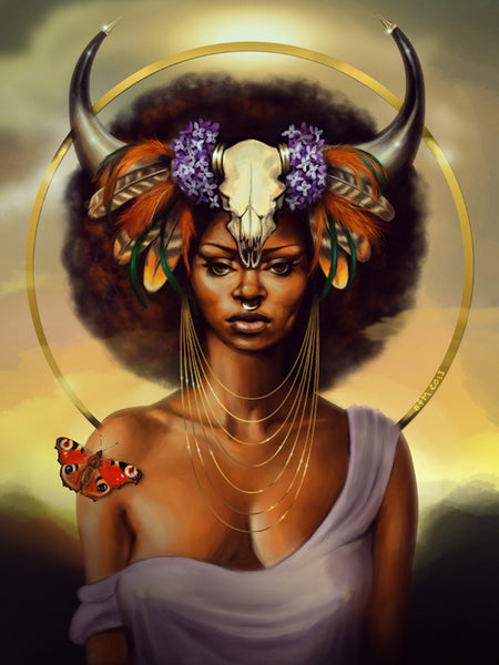 Taurus Full Moon: October 24, 2018 - 12:45pm