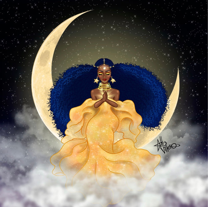 January 2019: New Moon, New Vibes, New Intentions & A Partial Solar Eclipse