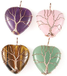 Tree of Life: Chakra Pendants