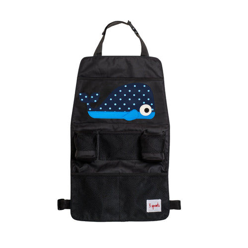 whale backseat organizer