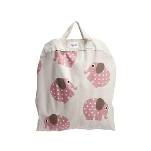 elephant play mat bag