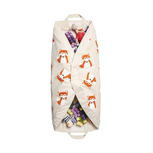 fox play mat bag - 3 Sprouts - 2