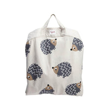 hedgehog play mat bag