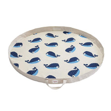 whale play mat bag - 3 Sprouts - 2