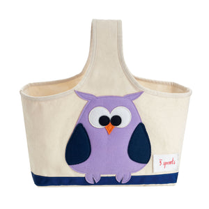 owl storage caddy - 3 Sprouts