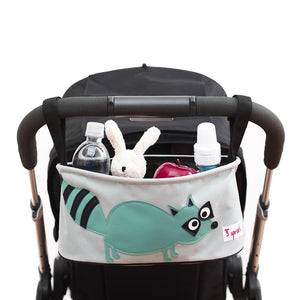 raccoon stroller organizer - 3 Sprouts - 2