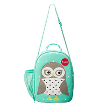 owl lunch bag