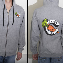 Load image into Gallery viewer, Carrot Top Unisex Hoodie