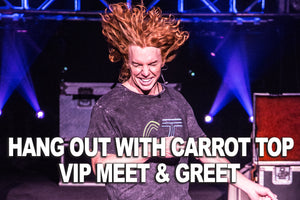 VIP Meet & Greet - October 7th, 2021 MGM National Harbor Casino National Harbor, MD