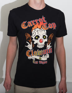 Carrot Top Men's Carrot Top Clown T-Shirt