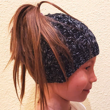 Load image into Gallery viewer, The Ponytail Beanie™ - Kids