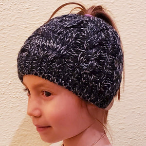 The Ponytail Beanie™ - Kids