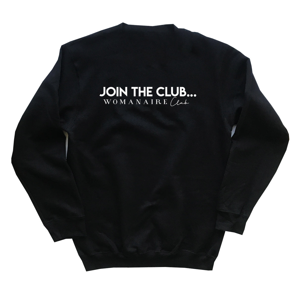 Womanaire Club  Sweatshirt
