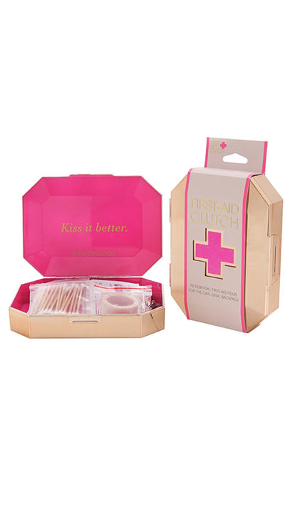 FIRST AID BOX CLUTCH