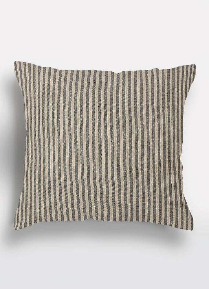 Furrow Linen Cushion Cover