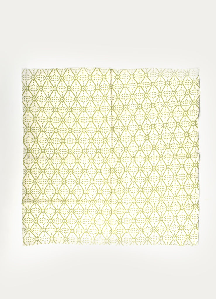 Green Pact Napkin ( Set of 4 Pcs )