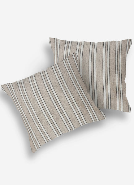 Himien Linen Cushion Cover Set of 2 Pcs