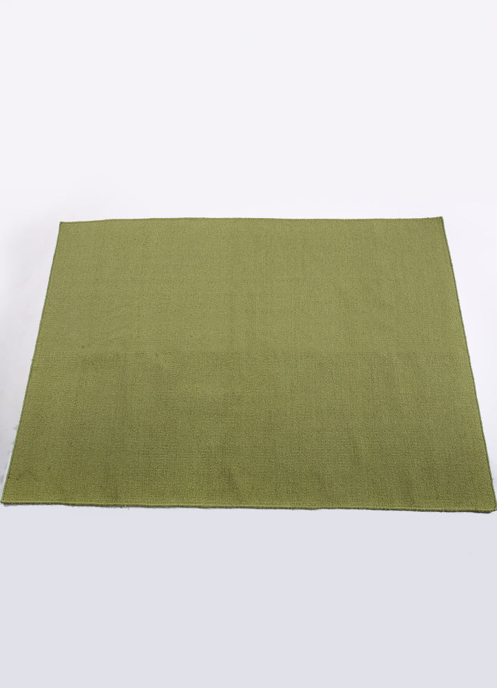 Sur Wool Solid Rug