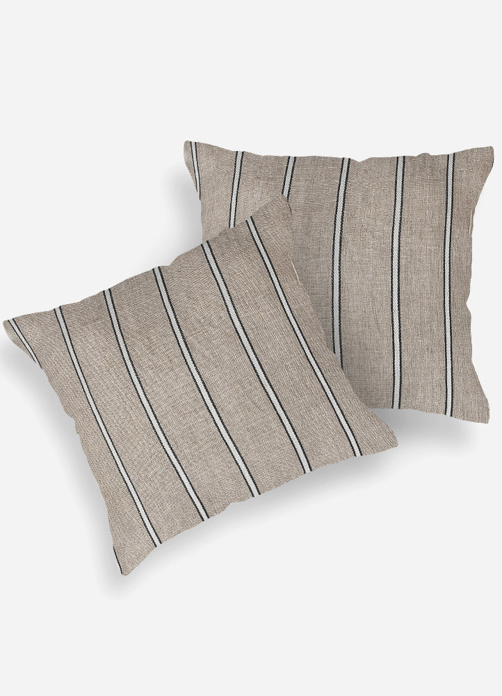 Twine Linen Cushion Cover